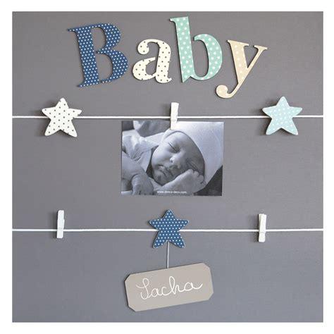 cadre chambre bébé garçon cadre pele mele chambre bebe visuel 9