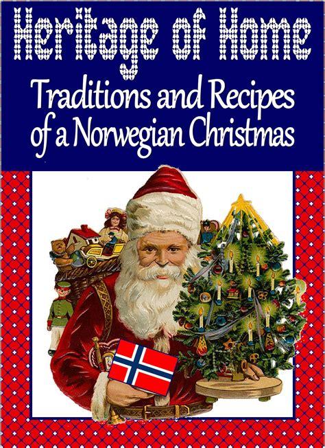 norwegian christmas recipes  books decor