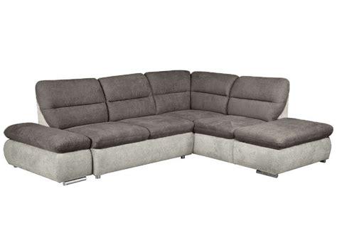canapé 4 places conforama canapé d 39 angle convertible droit 4 places en tissu