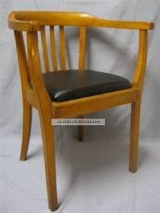 Art Deco Stuhl : armlehnstuhl bauhaus art deco gropius stuhl holzstuhl schreibtischstuhl antik ~ Eleganceandgraceweddings.com Haus und Dekorationen