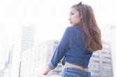 香港美女彭美詩中西德三國混血模特 - 每日頭條