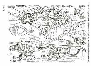 Car Diagram Under The Hood