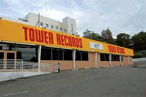 Tower Records To Spin For One More Day Park Labrea News