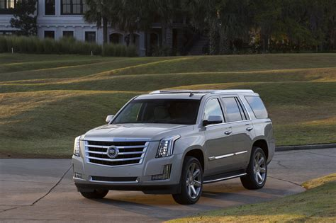 2020 Cadillac Lineup by Future Cadillac Lineup To Include Five Suvs 187 Autoguide