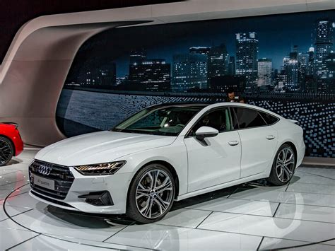 2019 Audi A7 Dimensions by Audi The New 2019 2020 Audi A7 Rear View 2019 2020 Audi