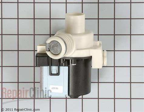 Drain Pump Fast Shipping Repair Clinic