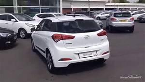 Hyundai I20 2016 : hyundai i20 t gdi premium white 2016 youtube ~ Medecine-chirurgie-esthetiques.com Avis de Voitures