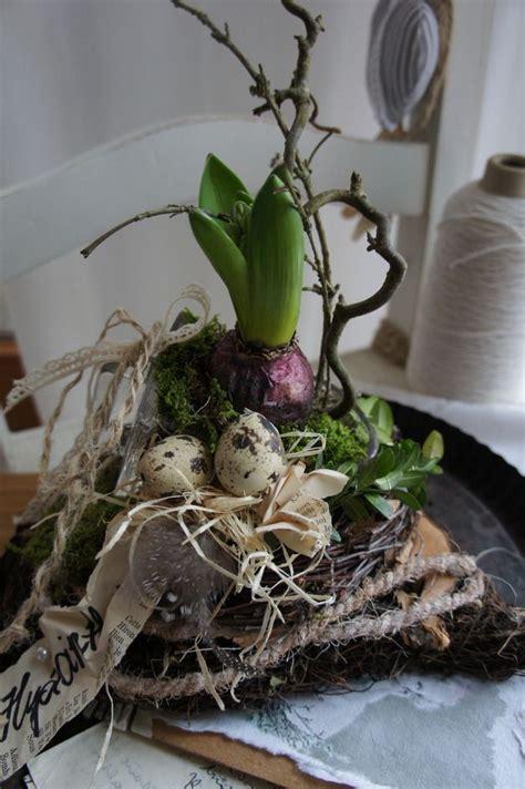 Frühlingsdeko Selbst Gemacht by Die Besten 25 Hyazinthe Ideen Auf Amaryllis