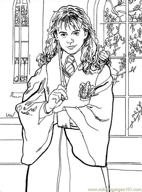70 best images about Harry Potter: Coloring Pages on