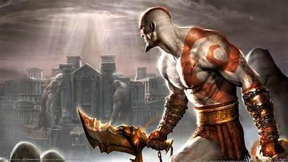 God War Ps2 Wallpapers Games Kratos 1080