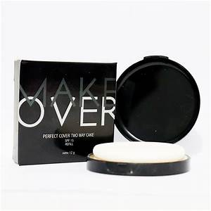 Make Over Refill Perfect Cover Two Way Cake 01 Lace