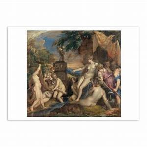 Diana and Callisto Postcard | National Gallery Postcards