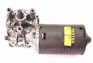 Windshield Wiper Motor 93-99 Vw Jetta Golf Gti Cabrio Mk3