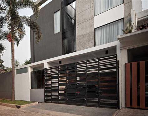 Ilustrasi ini menggunakan pagar tembok polos. Desain Pagar Sederhana Rumah Minimalis Namun Mewah - Jurnal Arsitektur