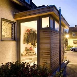 Treppe Hauseingang Kosten : anbau blick zur stra e modern dormer exterior pinterest ~ Lizthompson.info Haus und Dekorationen