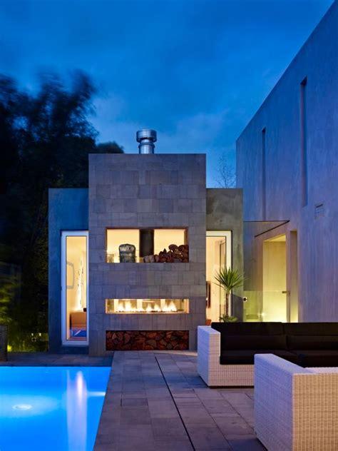 indoor outdoor fireplace ideas  options hgtv