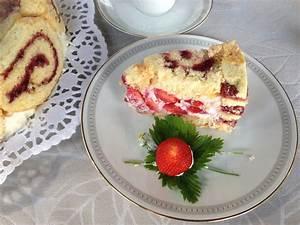Torte Mit Erdbeeren : biskuitrolle torte mit erdbeeren archive claudias ~ Lizthompson.info Haus und Dekorationen
