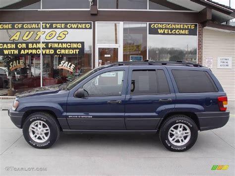 blue grey jeep cherokee 2003 patriot blue pearl jeep grand cherokee laredo 4x4