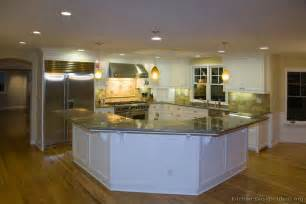 white kitchen wood island pictures of kitchens traditional white kitchen cabinets kitchen 2