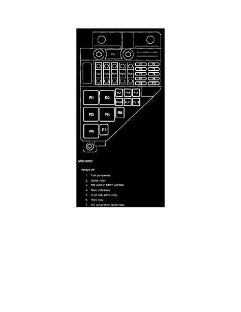 Land Rover Freelander 2 Fuse Box Diagram by Land Rover Workshop Manuals Gt Freelander Ln V6 2 5l