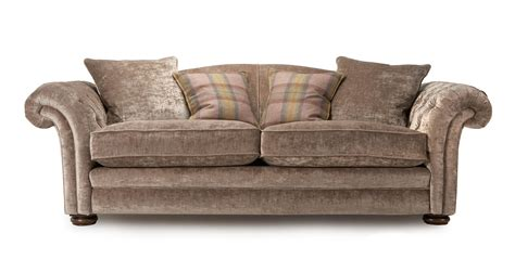 grand sofas for sale loch leven grand pillow back sofa dfs