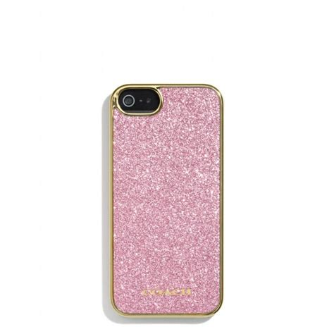 coach iphone 5 the glitter inlay iphone 5 from coach 48 gifts for
