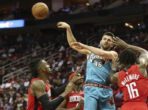 Grizzlies Signing John Konchar To Four-Year Deal   Hoops ...