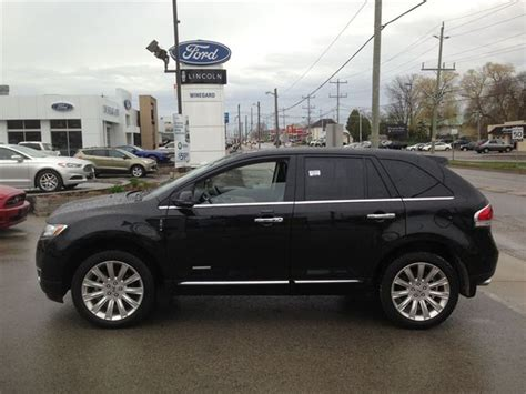 lincoln mkx limited edition caledonia ontario