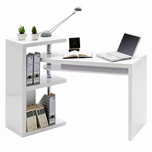 Schreibtisch Weiß Hochglanz Günstig : eckschreibtisch wei hochglanz neuesten ~ Whattoseeinmadrid.com Haus und Dekorationen