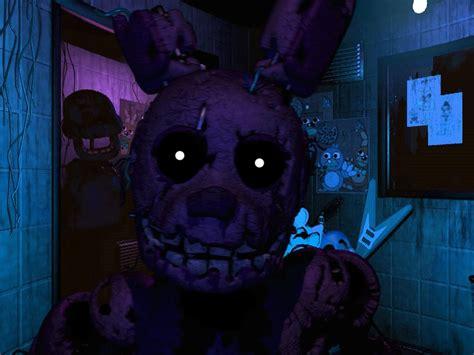 Purple Spring Trap Guy