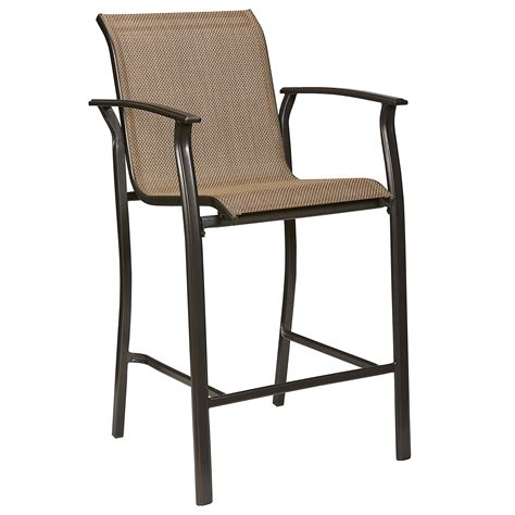 essential garden fulton 4 bar chair set shop your