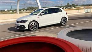 Polo 2018 Gti : watch the 2018 volkswagen polo gti hit the track ~ Medecine-chirurgie-esthetiques.com Avis de Voitures
