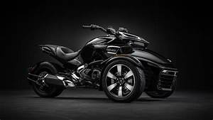 Wallpaper CAN-AM SPYDER F3-T, concept, tricycle, Cars