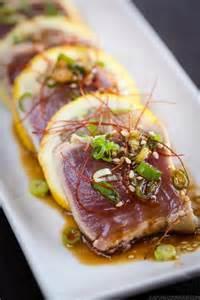 Tuna Tataki Recipe