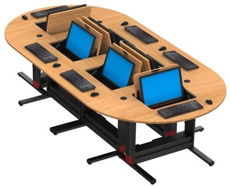 formation bureau mobilier de formation table de formation avec ecran