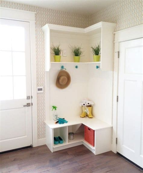 Corner Entryway Bench  Interesting Ideas For Home