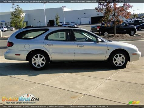 2002 Mercury Sable LS Wagon Silver Frost Metallic / Medium ...