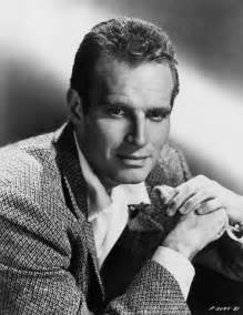 Charlton Heston Actor