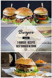 Hamburger Grillen Rezept : 5 ultimative burger rezepte zum niederknien burger grillen rezept burger rezept und ~ Watch28wear.com Haus und Dekorationen