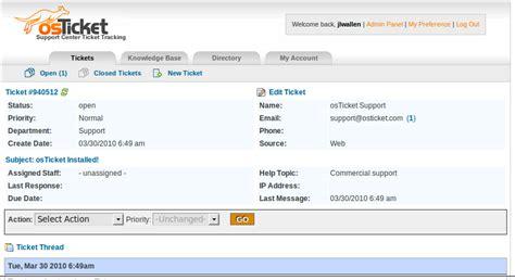 open source help desk ticket system review osticket help ticket system techrepublic
