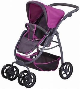 Puppenwagen 2 In 1 : knorr toys puppenwagen 2 in 1 coco tec purple online kaufen otto ~ Eleganceandgraceweddings.com Haus und Dekorationen