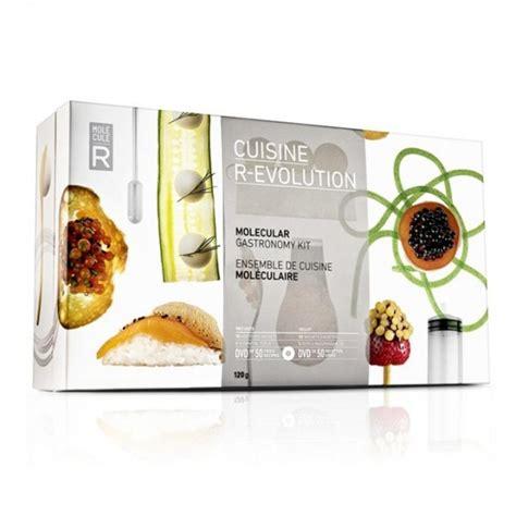 kit cuisine moleculaire kit cuisine moléculaire r évolution colichef
