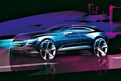 Audi Neue Modelle Bis 2020 by Vw Zukunft Neue Modelle Bis 2020 Sketches Crossover