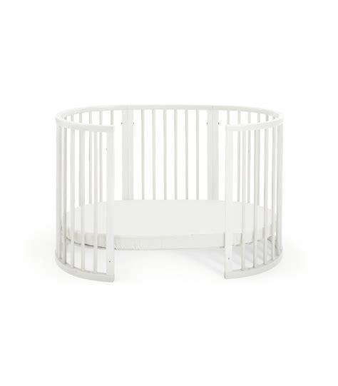 chaise b b stokke stokke sleepi crib bed white