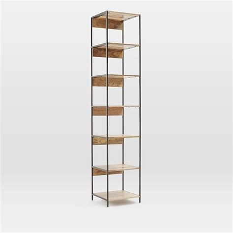 "Industrial Modular 17"" Bookshelf  West Elm"