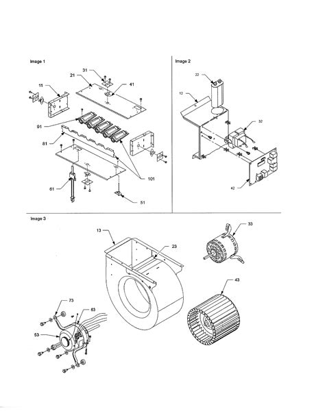 goodman gas furnace parts model gmpn sears partsdirect