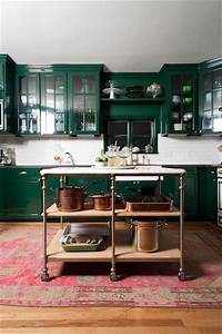 dark green cabinets and copper pots bailey mccarth 2210