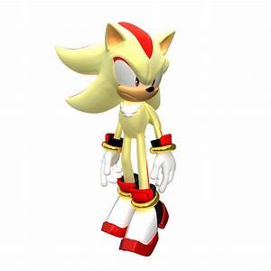 Super Shadow the Hedgehog by Cyberphonic4D on DeviantArt