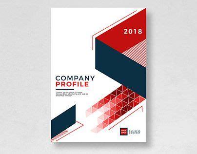 company profile cover page design template pin by hasaka haziq on free template company profile