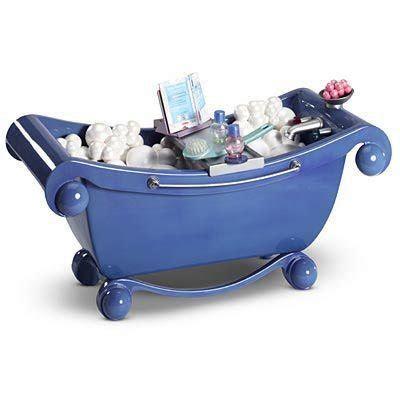 Bath Tub Set by Quot Ultimate Bath Set Quot For 18 Quot American Doll